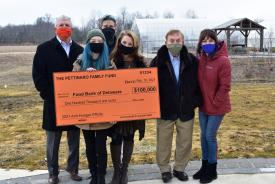 Giving Back: Community Foundation sees giving Surge