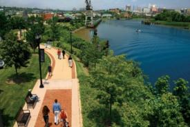Riverfront Businesses Bank on New Vibrancy