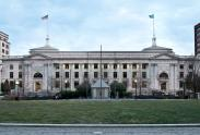 Outside of the renovated Daniel L. Hermann Courthouse (2011) (1)