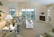 Inside one of the rooms of the Bethany Bay Resort Community & Golf Club